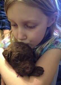 041 puppy kiss